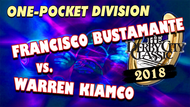 Francisco Bustamante vs. Warren Kiamco*