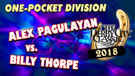 Alex Pagulayan vs. Billy Thorpe*