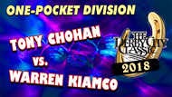 Tony Chohan vs. Warren Kiamco
