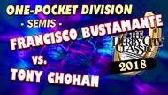 Francisco Bustamante vs. Tony Chohan* (Semi's)