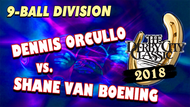 Dennis Orcullo vs. Shane Van Boening*
