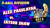 Alex Pagulayan vs.Jayson Shaw*