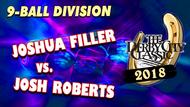 Joshua Filler vs. Josh Roberts