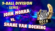 John Morra vs. Shane Van Boening (Semi's)