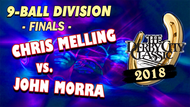 Chris Melling vs. John Morra (Finals)
