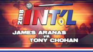 I9B-06D*: James Aranas vs. Tony Chohan*