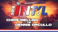 I9B-07D*: Chris Melling vs. Dennis Orcullo*