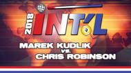 I9B-09D: Marek Kudkik vs. Chris Robinson