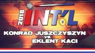 I9B-11D*: Konrad Juszczyszyn vs. Eklent Kaci*