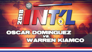I9B-13d: Oscar Dominguez vs. Warren Kiamco