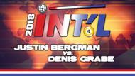 I9B-14D*: Justin Bergman vs. Denis Grabe*