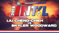 I9B-15D: Liu Cheng-Chieh vs. Skyler Woodward