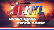 I9B-17D*: Corey Deuel vs. Fedor Gorst*