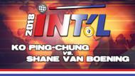 I9B-19D**: Ko Ping-Chung vs. Shane Van Boening**