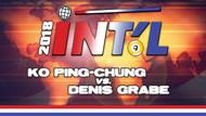 I9B-21D*: Ko Ping-Chung vs. Denis Grabe*