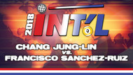 I9B-22D*: Jung Lin Chang vs. Francisco Sanchez*