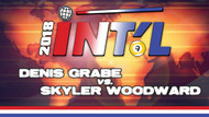 IB9-23D*: Denis Grabe vs. Skyler Woodward*