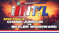 IB9-25D*: Jung Lin Chang vs. Skyler Woodward (Semi's)*