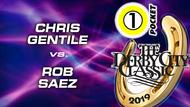 D21-1P1: Chris Gentile vs Rob Saez