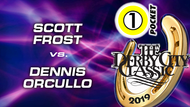 D21-1P2: Scott Frost vs. Dennis Orcullo
