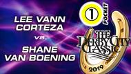 D21-1P4: Lee Vann Corteza vs. Shane Van Boening