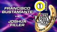 D21-1P5: Francisco Bustamante vs. Joshua Filler