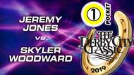 D21-1P7: Jeremy Jones vs. Skyler Woodward