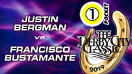 D21-1P8: Justin Bergman vs. Francisco Bustamante