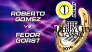 D21-1P9: Roberto Gomez vs. Fedor Gorst