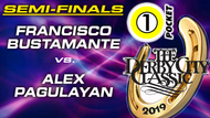 D21-1P12: Francisco Bustamante vs. Alex Pagulayan (Semi-Finals)
