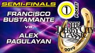 D21-1P12: Francisco Bustamante vs. Alex Pagulayan (Semi-Finals)
