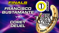 D21-1P13: Francisco Bustamante vs. Corey Deuel (Finals)