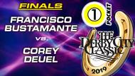D21-1P13: Francisco Bustamante vs. Corey Deuel (Finals)