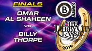 D21-B02D: Billy Thorpe vs Omar Al Shaheen (Finals)