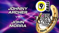 D21-9B1D: Johnny Archer vs John Morra