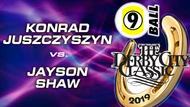 D21-9B3D: Konrad Juszczyszyn vs Jayson Shaw