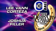 D21-10B2D: Lee Vann Corteza vs Joshua Filler
