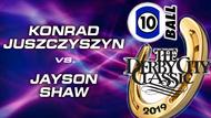 D21-10B3D: Konrad Juszczyszyn vs Jayson Shaw