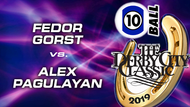 D21-10B4D: Fedor Gorst vs Alex Pagulayan