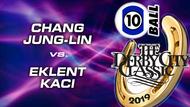 D21-10B5D: Chang Jung-Lin vs Eklent Kaci