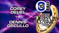 D21-10B7D: Corey Deuel vs Dennis Orcullo