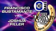 D21-10B8D: Francisco Bustamante vs Joshua Filler