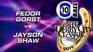 D21-10B9D: Fedor Gorst vs Jayson Shaw
