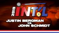 I9B2-01*: Justin Bergman vs. John Schmidt*