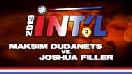 I9B2-04: Maksim Dudanets vs. Joshua Filler