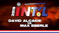 I9B2-06: David Alcaide vs. Max Eberle
