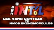 I9B2-07: Lee Vann Corteza vs. Nikos Ekonomopoulos