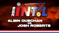 I9B2-08*: Albin Ouschan vs. Josh Roberts*