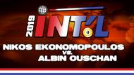 I9B2-14: Nikos Ekonomopoulos vs. Albin Ouschan