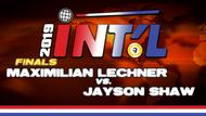 I9B2-23*: Maximilian Lechner vs. Jayson Shaw (Finals)*